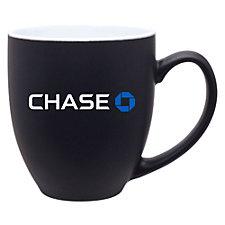 Bistro Ceramic Mug - 15 oz. - Chase