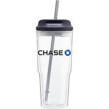 Gulp Acrylic Water Bottle - 24 oz. - Chase