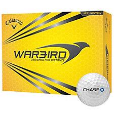 Callaway Warbird Golf Balls - Dozen - Chase