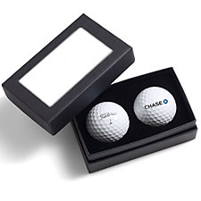 ProV1 2 Golf Ball Business Card Pack - Chase