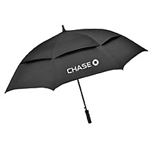 Auto Open Challenger Umbrella - 62 in. - Chase
