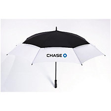 Challenger II Vented Golf Umbrella - 62 in. - Chase
