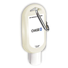 SPF 30 Sunscreen Tottle with Carabiner - Chase
