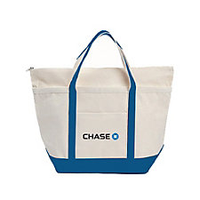Classic Boat Tote - 20 in. x 12.5 in. x 7.5 in. - Chase