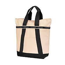 Victory Tote - 18 in. x 15 in. x 6 in. - J.P. Morgan