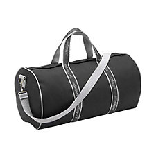 Classic Barrel Duffel Bag - 20 in. x 11 in. x 11 in. - J.P. Morgan