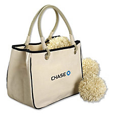 Rope Tote - 14 in. x 12 in. x 8 in. - Chase