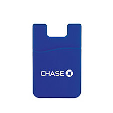 Silicone Smart Phone Wallet - Chase
