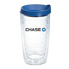 Tervis Plastic Tumbler 16 oz. - Chase