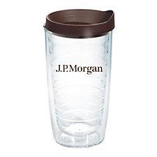 Tervis Plastic Tumbler 16 oz. - J.P. Morgan