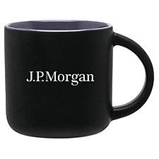 Minolo Ceramic Mug - 14 oz. - J.P. Morgan