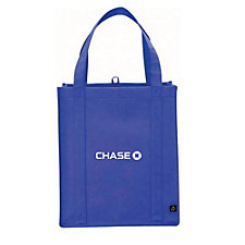 Polypro Non-Woven Big Grocery Tote - Chase
