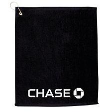 Hemmed Golf Towel - 15 in. x 18 in. - Chase