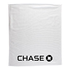 Poly Blend Fingertip Towel - 15 in. x 18 in. - Chase
