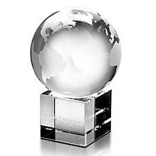 Crystal Globe Award - J.P. Morgan