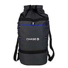 3-in-1 Adventure Duffle Bag - 23 in. x 17.25 in. x 8.5 in. - Chase