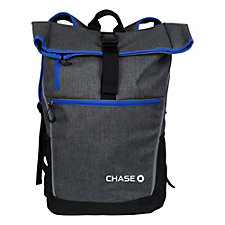Urban Pack Backpack - 17 in. W x 20.5 in. H x 6.25 in. D - Chase