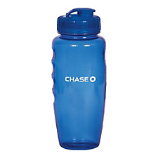 Sport Bottle with Flip Lid - 28 oz. - Chase