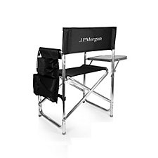 Sports Chair - J.P. Morgan