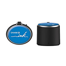 Cancan Bluetooth Speaker - 1.9 in. x 1.6 in. - Ink