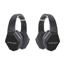 Wrapsody Noise Reducing Bluetooth Headphones - J.P. Morgan