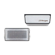 Shockwave Bluetooth Speaker and Charger - 5,200 mAh - J.P. Morgan