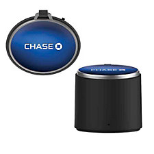 Cancan Bluetooth Speaker - 1.9 in. x 1.6 in. - Chase
