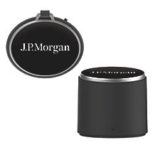 Cancan Bluetooth Speaker - 1.9 in. x 1.6 in. - J.P. Morgan