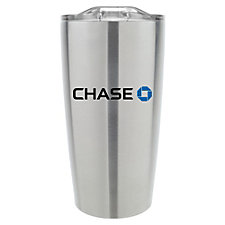 Odin Vacuum Insulated Stainless Steel Tumbler - 20 oz. - Chase