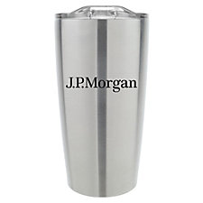 Odin Vacuum Insulated Stainless Steel Tumbler - 20 oz. - J.P. Morgan