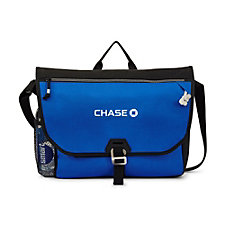 Subway Messenger Bag - Chase