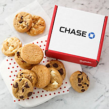 Mrs. Fields Personal Cookies Box - 12 Nibbler Cookies (Case of 12 Boxes) - Chase