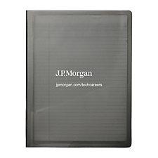 Vis-A-Folio Padfolio - J.P. Morgan Recruitment