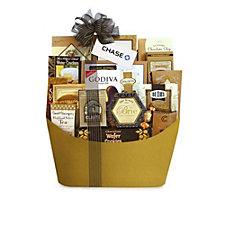 Black Tie Celebration Gift Basket - Chase Business Banking