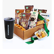 Starbucks Get up and Go Gift Box - Chase Business Banking