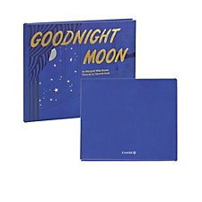 Genuine Leather Good Night Moon Book - Chase Business Banking