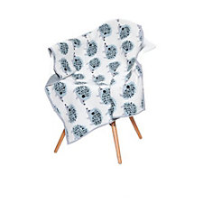 Eco Baby Hedgehog Throw - Chase Business Banking