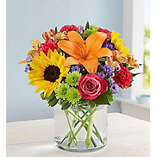 Floral Embrace Arrangement - Chase Business Banking
