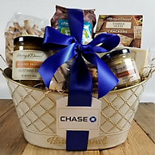 Harry & David Snack Basket - Chase Business Banking