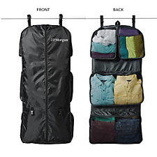 Garment Travel Organizer - 46 in. x 20 in. x 4 in. - J.P. Morgan