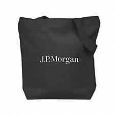 Everyday Tote - 16 in. H x 16 in. W - J.P. Morgan