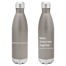 h2go Force Stainless Steel Water Bottle - 26 oz. - JPMC Recruitment