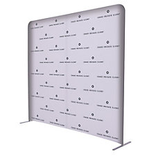 EuroFit Straight Wall Floor Display - 90 in. x 96 in. - Chase Private Client