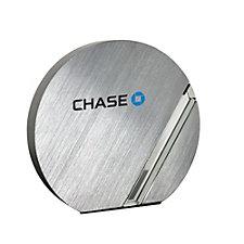 Bristol Award - 7.25 in. W x 6.75 in. H x 1.125 in. D - Chase