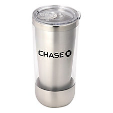 Milan Stainless Steel Tumbler - 16 oz. - Chase