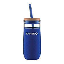 Ello Devon Glass Tumbler - 20 oz. - Chase