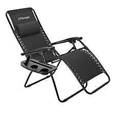 Anti Gravity Lounge Chair - J.P. Morgan