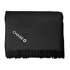 Acrylic Throw Blanket - Chase