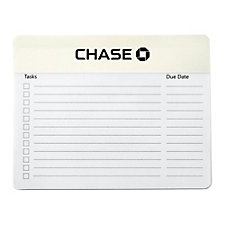 Mouse Pad with To-Do List - Chase