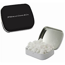 Small Tin with Signature Peppermints - JPMC